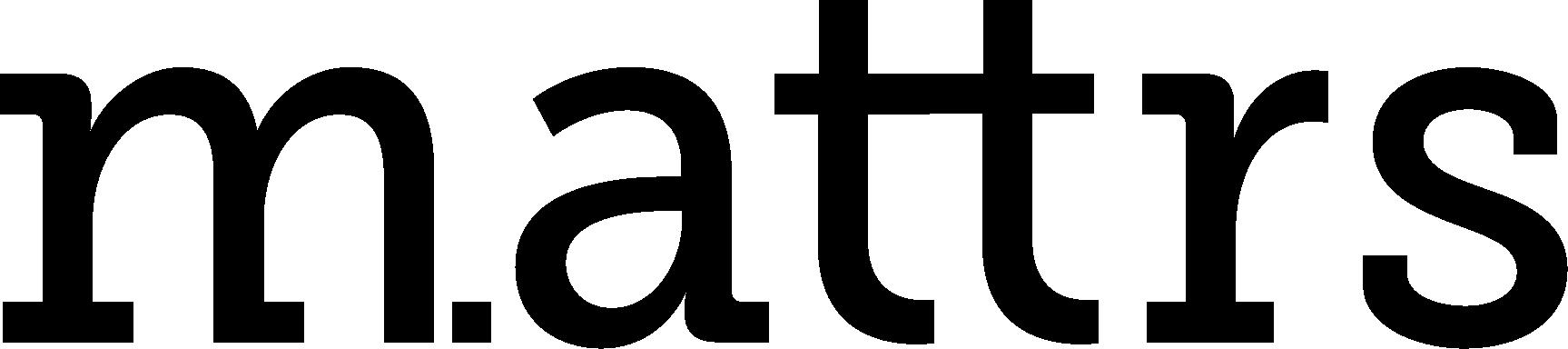 mattrs - Markenagentur