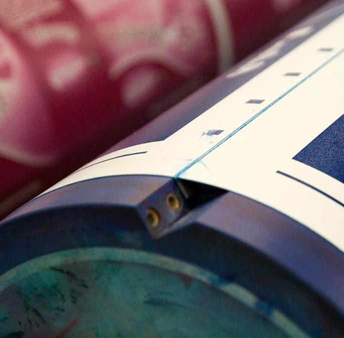 """Print Design in Zeiten der """"Wisch-weiter Gesellschaft"""""""